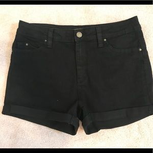 Black shorts size 13 new